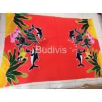 Hand Painted Sarong
