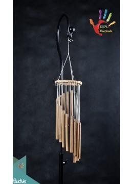 Wholesale Strand Out Door Hanging Bamboo Windchimes