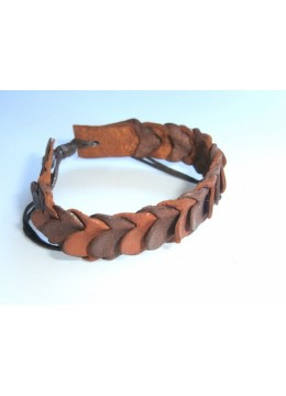 Leather Bracelet Solid