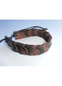 Leather Bracelet Solid