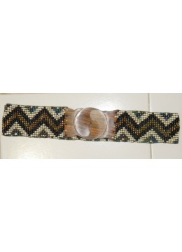 Beaded Strecth Belt