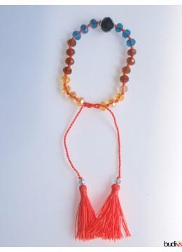 Tassel Bracelet Crystal