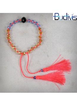 Tassel Bracelet Crystal Sliding