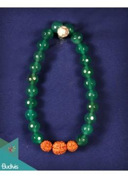 Mala Gemstone Yoga Bracelet
