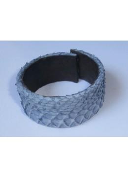 Bangle Leather Snake