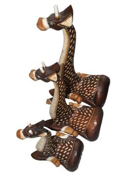 Giraffe set of 3 Giraffe