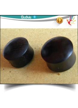 Wood Plug EarBody Piercing