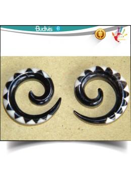 Horn Tribal Body Piercing