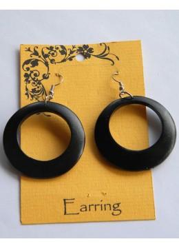 Wood Earring Jewelry