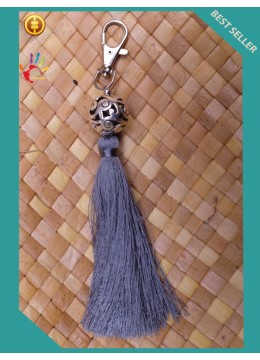 Wholesale Art Metal Keychain Tassels