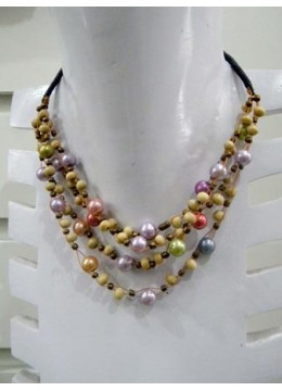 Beaded Necklace Strand
