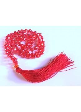 Long Tassel Necklace Bead