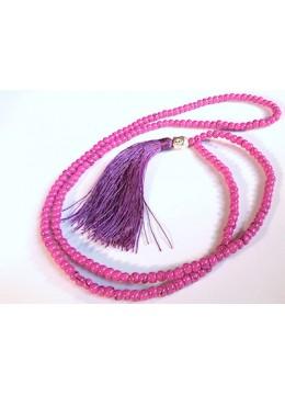 Long Tassel Necklace Buddha