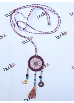 Long Tassel Necklaces Dreamcatcher
