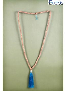 Long RudrakshaTassel Necklace