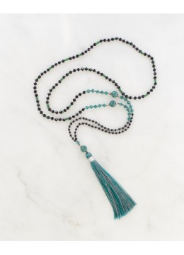 Boho Chic Tassel Necklace Fashion