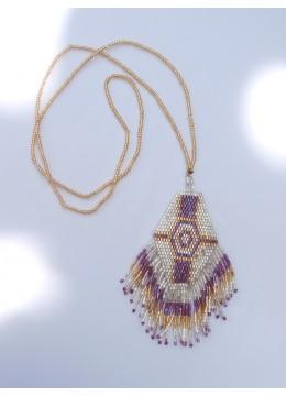 Miyuki Necklaces Pendant