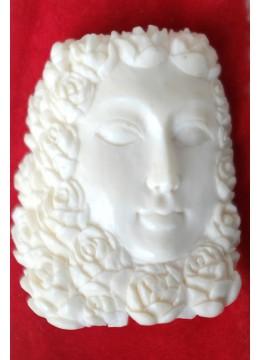 Direct Crafter Bali Bone Carved Pendant Spirit Model