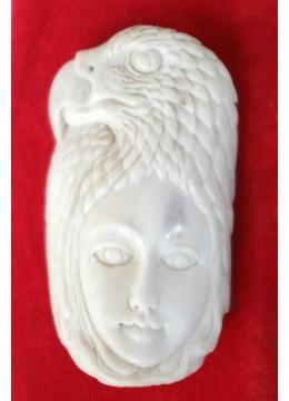 Top 2017 Bali Bone Carved Pendant Spirit Model