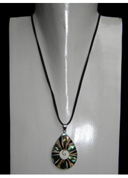 Necklace With Shell Pendant Stainless Hot Seller