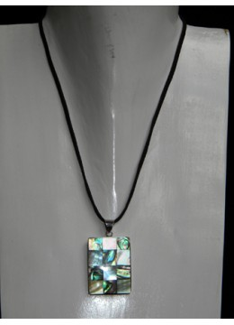 Necklace With Shell Pendant Stainless Made in Indonesia