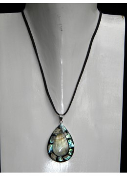 Necklace With Shell Pendant Stainless Factory