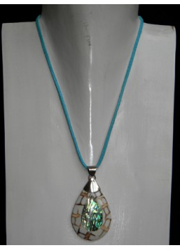 Necklace With Shell Pendant Stainless For Sale