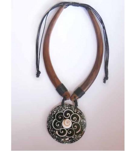 Wooden Choker Necklace Hot Seller