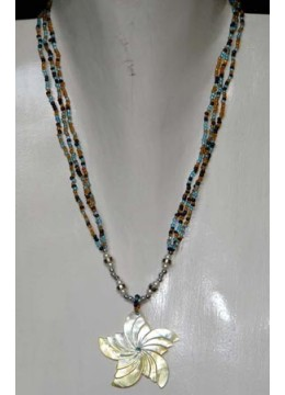 Necklace Shell Carving Affordable