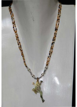 Necklace Bead Shell Carving Made in Bali