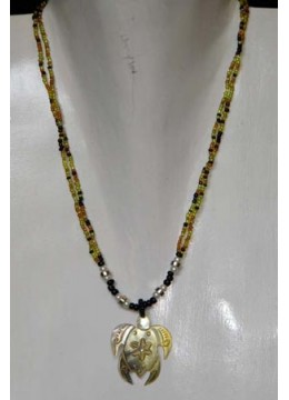 Necklace Bead Shell Carving Affordable