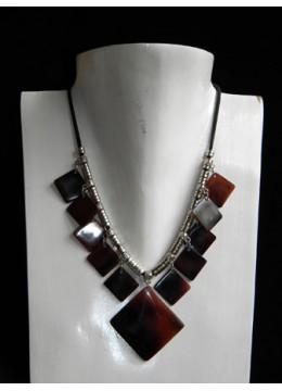 Cut Necklace Pendant Shell Kasandra Bali Cheap