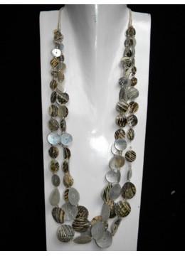 Cut Out Shell Necklace Pendant Kasandra Bali Hot Seller