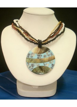 Beaded Necklace Pendant Cheap