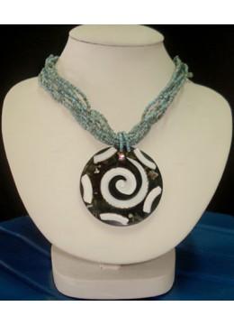Beaded Necklace Pendant Direct Artisan