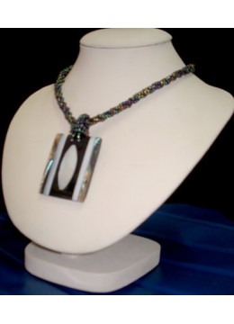 Beaded Necklace Pendant Affordable