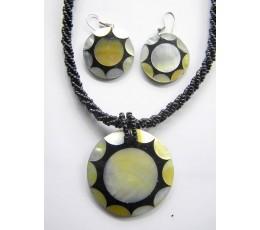 Bali Beaded Necklace Set Direct Artisan