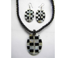 Bali Beaded Necklace Set Hot Seller