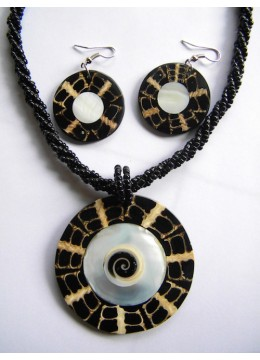 Necklace Pendant Set Latest
