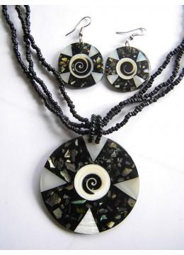 Necklace Shell Pendant Set Hot Seller