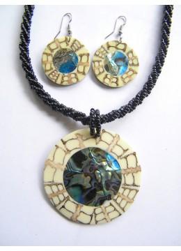 Necklace Seashell Pendant Set Manufacturer