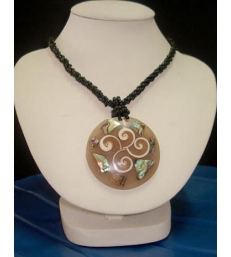 Bali Necklace Bead Pendant Bali Costume Jewellery, Necklaces, Necklaces Pendants, Necklaces Beads, Resin Pendant Necklaces image