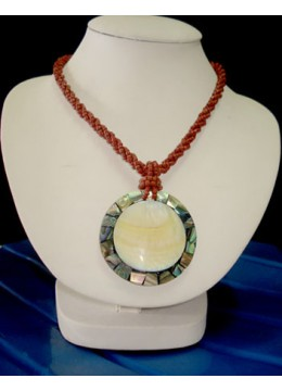 Necklace Pendant Seashell Direct Artisan