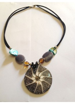 Necklace Seashell Pendant Affordable