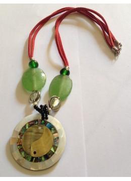 Necklace Seashell Pendant Bali