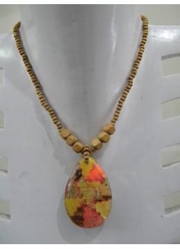 Bead Coco Necklace For Sale by Edi yanto