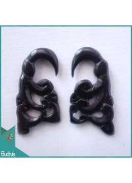 Wholesale Cheap Bali Horn Earring Body Piercing