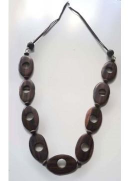 Sono Wood Necklace