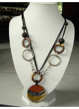 Nature Wood Necklace