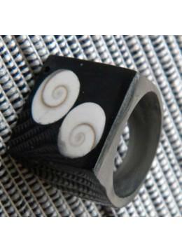 Ring Resin Mop Seashell